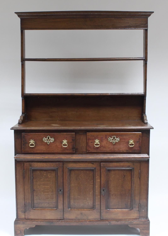 Small Oak Dresser