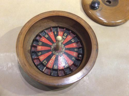 Travelling Roulette Wheel
