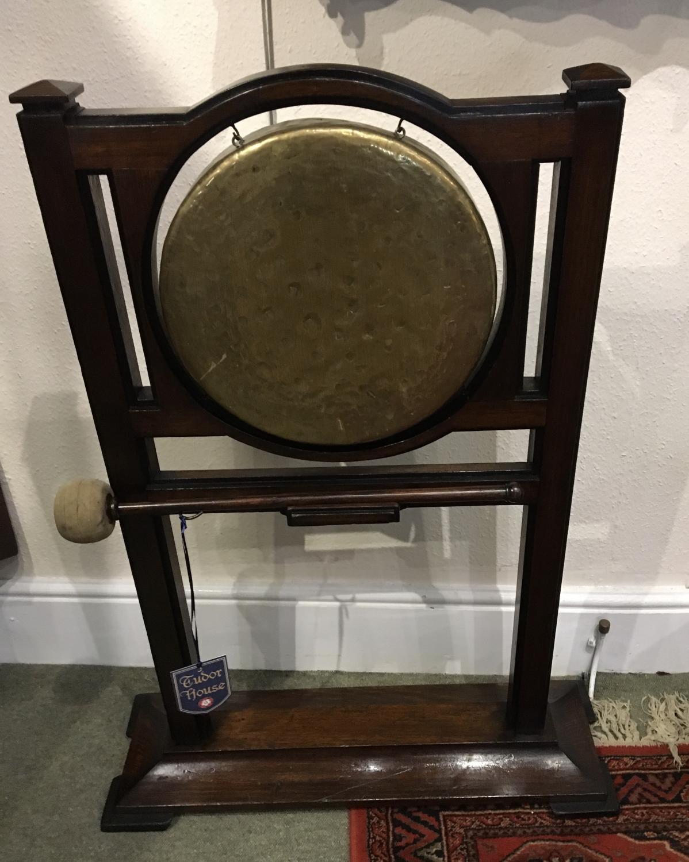 Floor Standing Gong