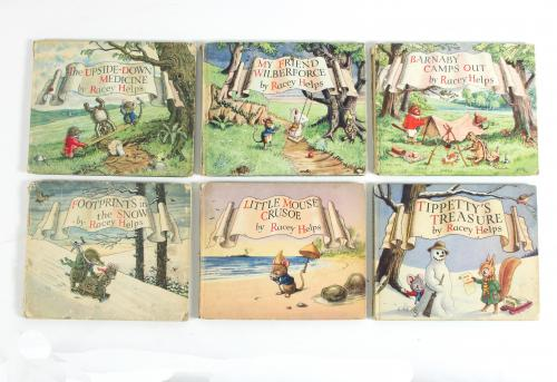 Set of children's books