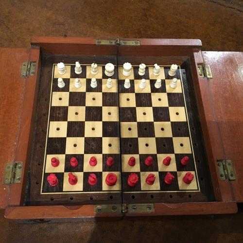 Travelling Chess Set