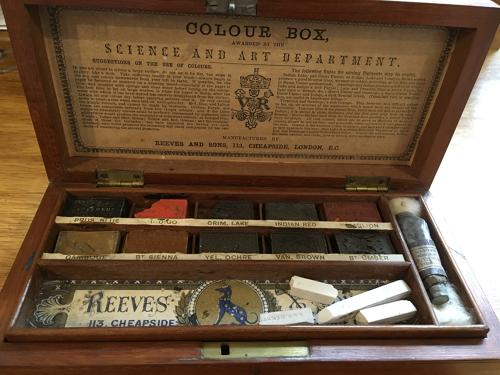 Reeves and Sons Watercolour Paint Box