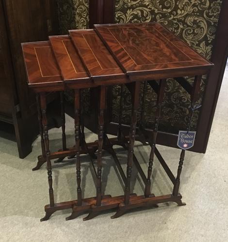 Regency nest of tables