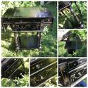 Gillow & Co Ebonised Ladies Writing Desk - picture 12