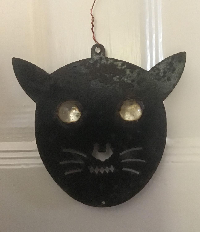 Rare cat bird scarer