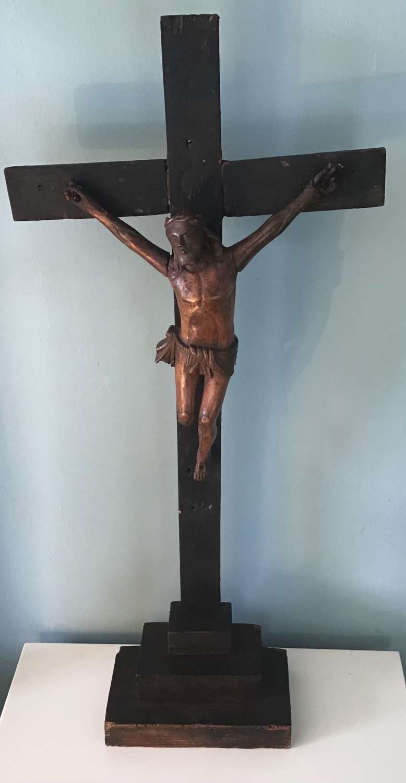 French Crucifix