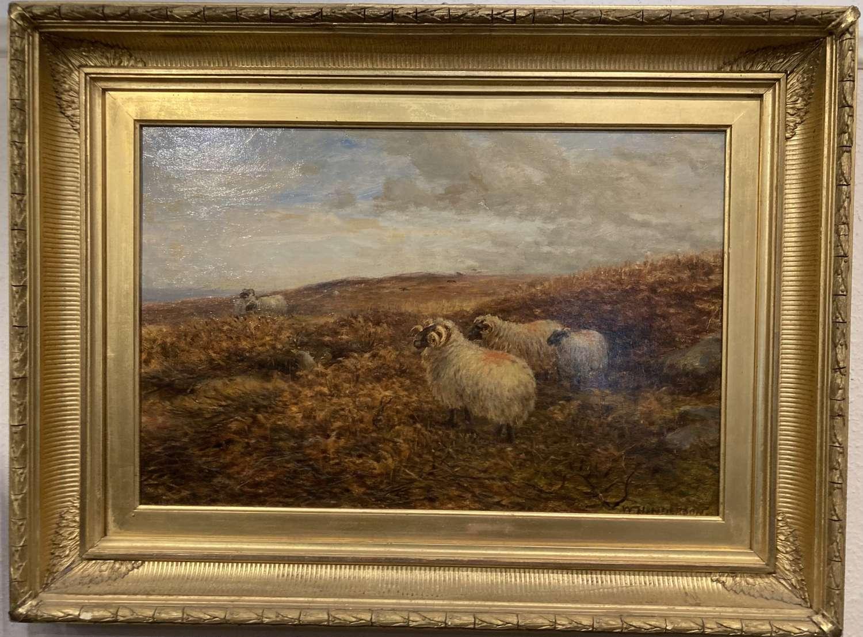 William Henderson Oil on Canvas